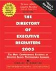The Directory of Executive Recruiters,…
