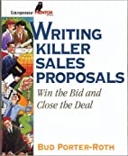 Writing Killer Sales Proposals (Entrepreneur…