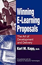 Winning E-Learning Proposals: The Art of…
