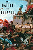 The Battle of Lepanto by 塩野 七生