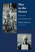 War in the Genes by Ralph Salisbury