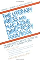The Literary Press and Magazine Directory…