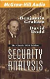 Graham, Benjamin: Security Analysis