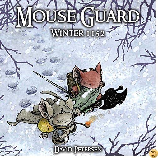 TMouse Guard: Winter 1152