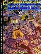 Mutants & Masterminds: Mastermind's Manual…