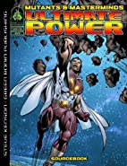 Mutants & Masterminds: Ultimate Power…