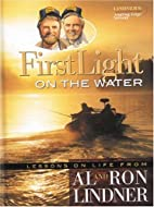 First Light on the Water by Al Lindner