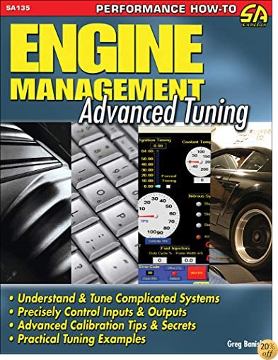 TEngine Management: Advanced Tuning