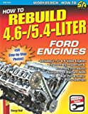 George Reid: How to Rebuild 4.6-/5.4-Liter Ford Engines (S-a Design, Workbench Series) (Cartech)