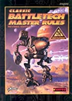 Classic Battletech: Master Rules (FPR35000)…