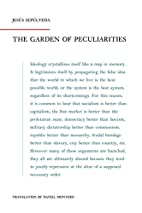 The Garden of Peculiarities by Jesús…