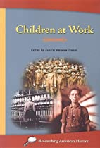 Children at Work, 2nd Edition (Researching…
