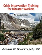 Crisis Intervention Training for Disaster…