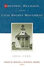 Rhetoric, religion and the civil rights…