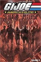 G.I. Joe: America's Elite, Vol. 2: The Ties…