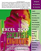 Excel 2007 for Scientists and Engineers…
