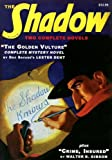 "Dent, Lester: The Shadow: The Golden Vulture"" and ""Crime"