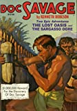 Robeson, Kenneth: Doc Savage 10: Dust of Death / The Stone Man