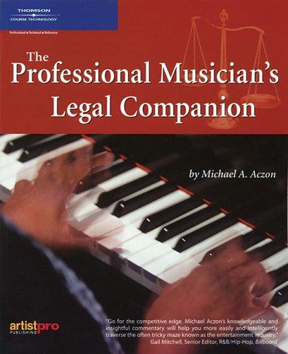 the-professional-musicians-legal-companion
