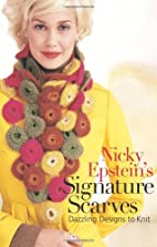 Nicky Epstein's Signature Scarves: Dazzling…