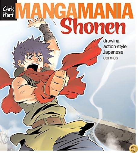 "Manga Maniaâ""¢: Shonen: Drawing Action-Style Japanese Comics"