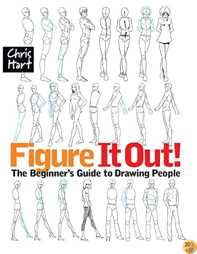 TFigure It Out! The Beginner's Guide to Drawing People