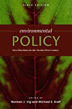 Environmental policy : new directions for…