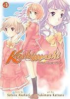Kashimashi: Girl Meets Girl Vol. 4 by Satoru…