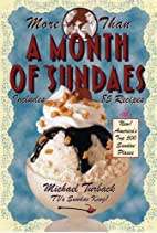 More Than a Month of Sundaes by Michael…