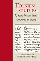 Tolkien Studies, Volume III by Douglas A.…
