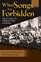 When Songs are Forbidden: The True Story of…