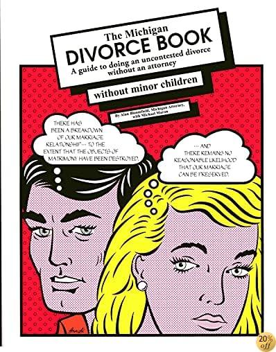 TThe Michigan Divorce Book without Minor Children