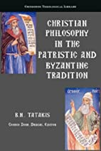 Christian Philosophy in the Patristic and…