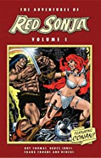 The Adventures of Red Sonja, Volume 1 by…