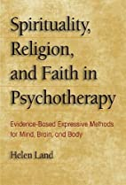 Spirituality, Religion, and Faith in…