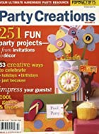 Party Creations, Vol. 2 by Stacy Croninger