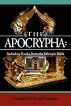 The Apocrypha: Including Books from the…