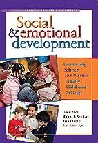 Social & Emotional Development: Connecting…