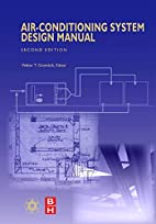 Air Conditioning System Design Manual,…