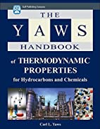 The Yaws Handbook of Thermodynamic…