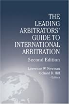 The Leading Arbitrators' Guide to…