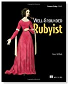 Book Cover: The Well-Grounded Rubyist