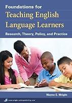 Foundations for Teaching English Language…