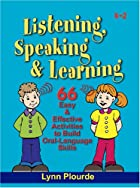 Listening, Speaking, Learning by Lynn…