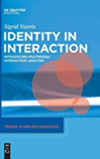 Identity in (Inter)action Introducing…