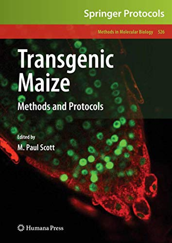 transgenic-maize-methods-and-protocols-methods-in-molecular-biology