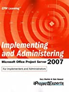 Implementing and Administering Microsoft…