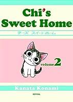 Chi's Sweet Home, Volume 2 by Kanata Konami