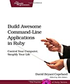 Build Awesome Command-Line Applications in…