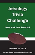 Jetsology Trivia Challenge: New York Jets…